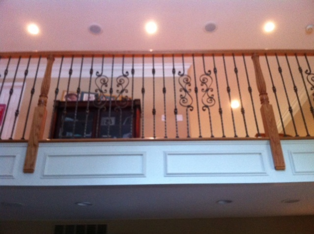 Mounting replacement newels on existing stairs and landings-finished-balcony.jpg