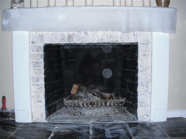 DIY Transformation - Recovering Equity Through Sweat :) - B&A Pics-fireplace-b4.jpg