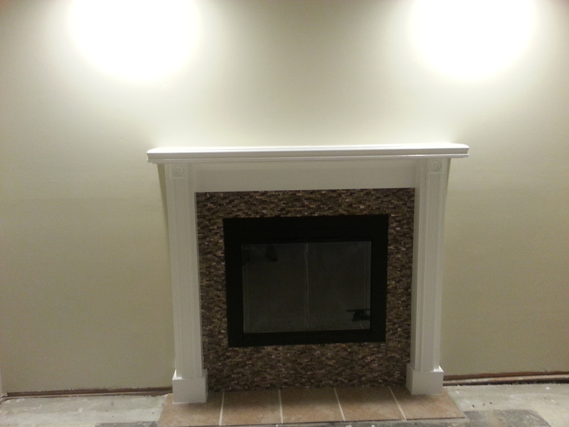 Replace/Remodel Fireplace Mantel - Remodeling - DIY Chatroom Home ...
