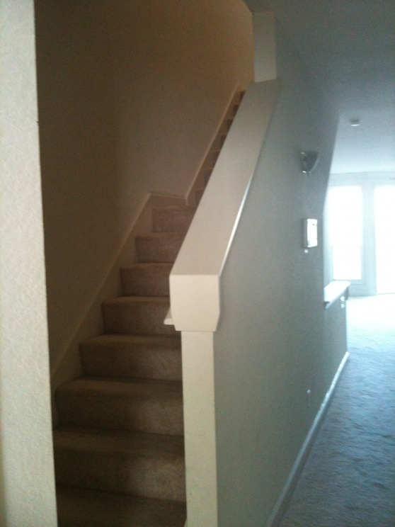 Exceptionnel ... Remove Half Walls U0026amp; Replace With Wood Railing/balusters First Floor_48   ...