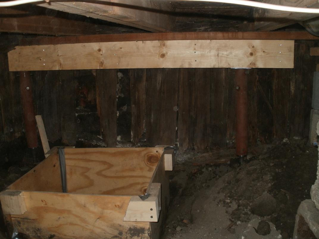 Temporary support ideas for temporary beams?-first-footing.jpg