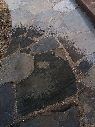 "Creating ""Wet"" look for a flagstone walk-flagstone-wet.jpg"