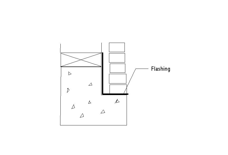 Flashing material on top of brick ledge...-flashing.jpg