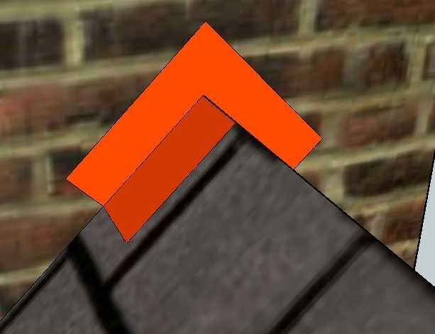 Flashing around chimney at ridge-flashing___ridge_4ae394f36e974.jpg