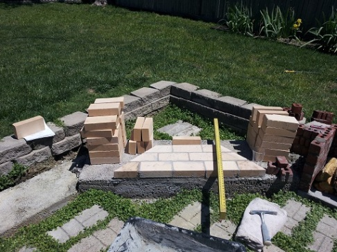6 weeks to an outdoor fireplace, here we go...-floor.jpg