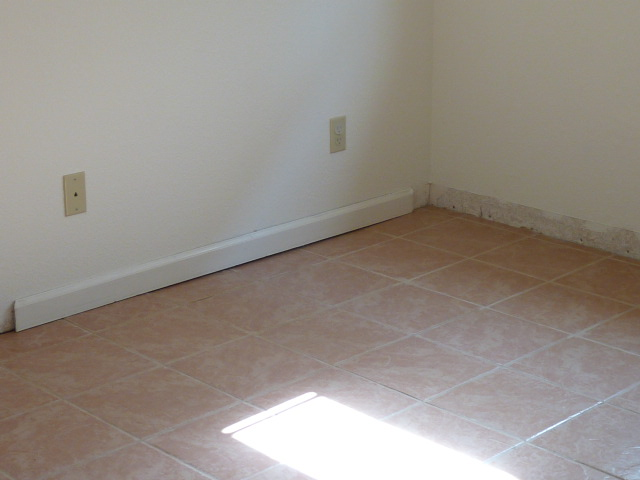 Floorboard Trim And Tile Not Flat Any Fix Tiling