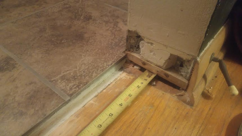 ... help with floor transition from wood to tile floor-floor2.jpg ... - Help With Floor Transition From Wood To Tile Floor - Flooring