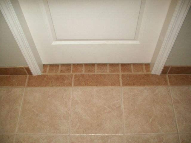 Floor1 Jpg Where To Place Tile At Doorway Floor2