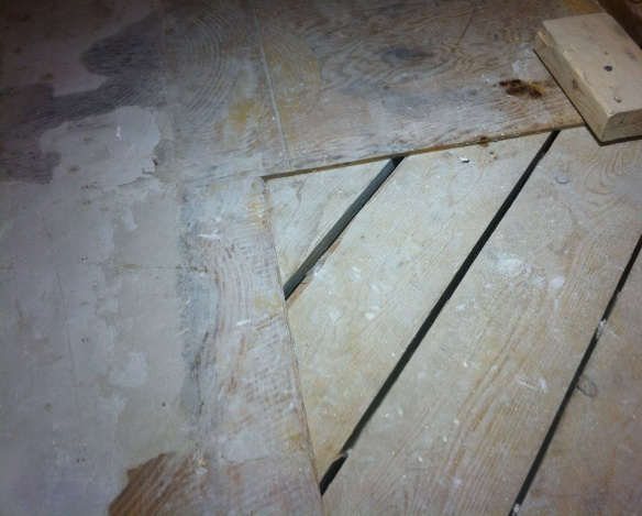 Ditra And Osb Directly On Floorboards Or Leave Old