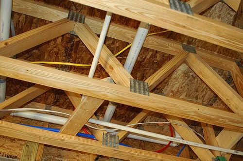 Image gallery truss joist for I joist vs floor truss