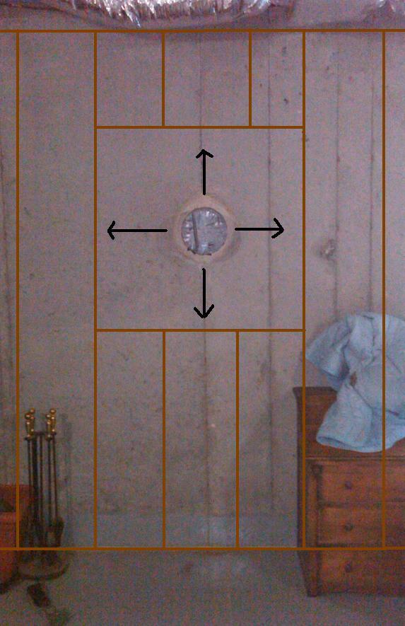 Framing around a clay flue for a wood stove.-flue1.jpg
