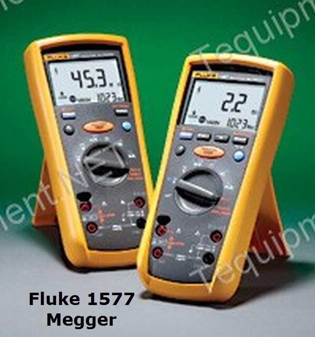 Fluke Megger Meter : Megger electrical diy chatroom home improvement forum