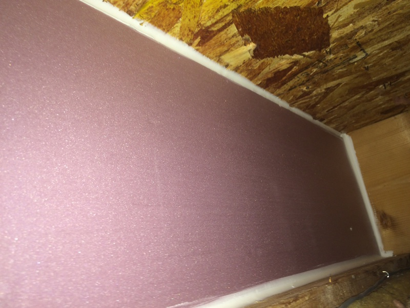 Rim Joist Insulation With 2 Rigid Pink Foam Insulation Page 2 Diy Chatroom Home Improvement Forum