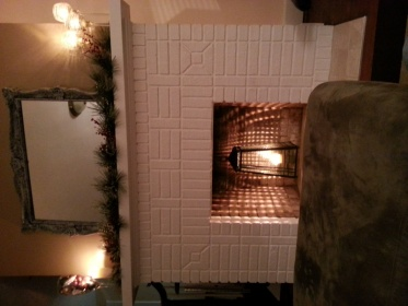 Replacing Tile In 1920 S Fireplace Amp Hearth Tiling