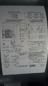 help me thermostat wire my lennox air handler hvac diy. Black Bedroom Furniture Sets. Home Design Ideas