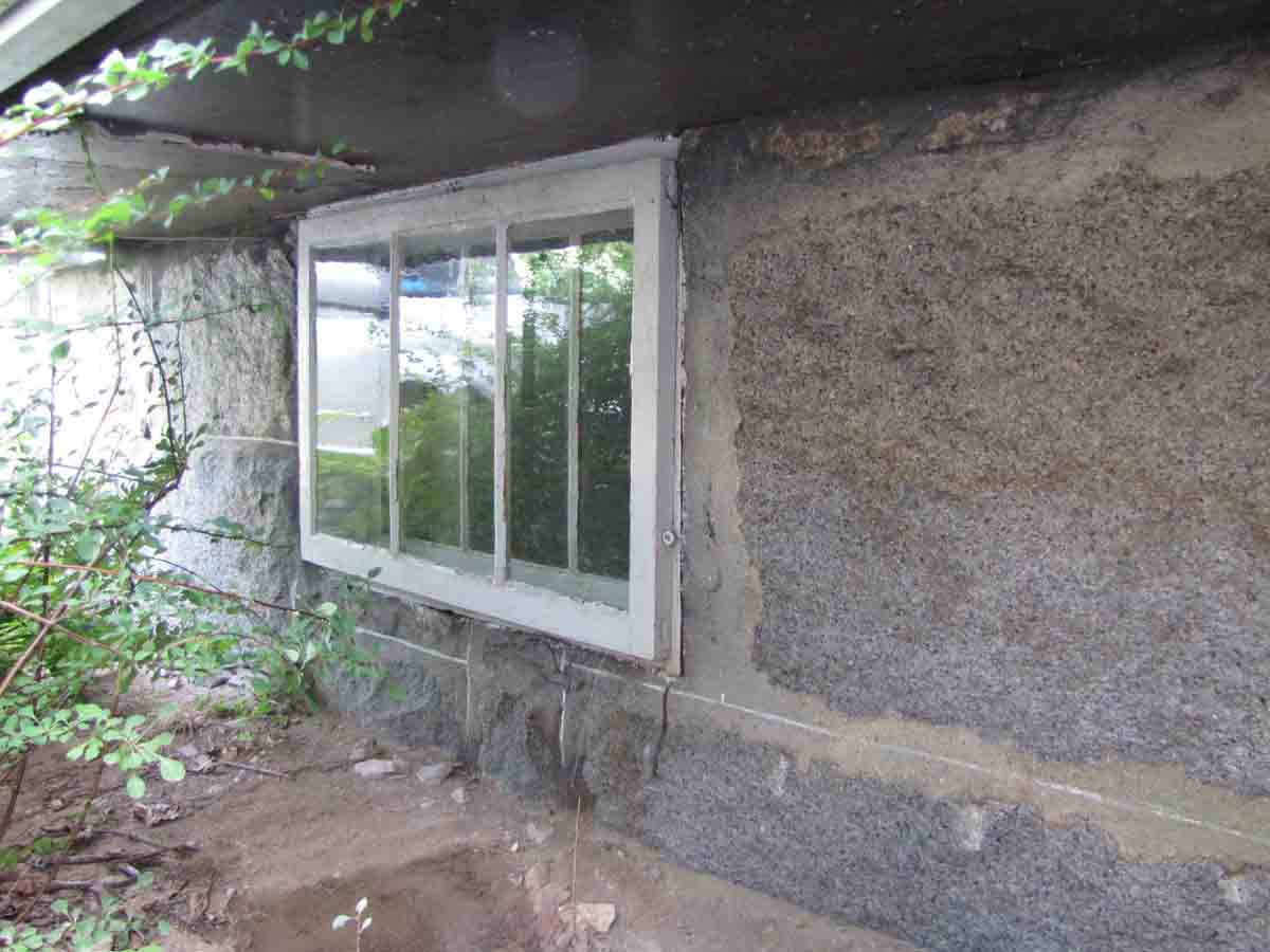 "basement replacement window 32""x24"" slider-foundation_outside2.jpg"