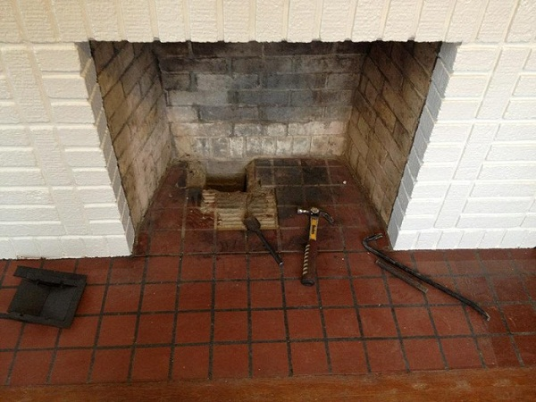 Swell Replacing Tile In 1920S Fireplace Hearth Tiling Download Free Architecture Designs Xerocsunscenecom