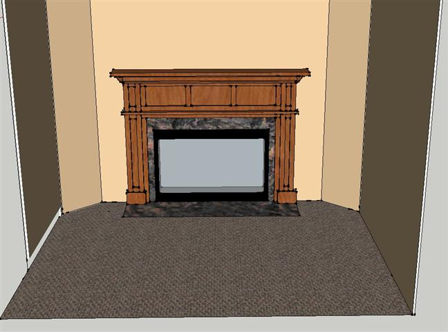 "What to do ""behind"" electric fireplace framing?-fplacefinal.jpg"