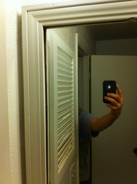 ... Framing A Bathroom Mirror Frame2