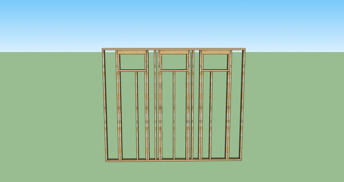 Shed Window Framing Question - Carpentry - DIY Chatroom Home ...