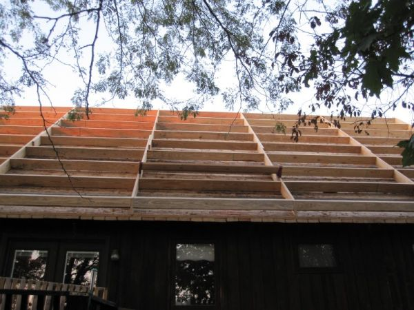 Not Venting A Metal Roof Building Amp Construction Diy
