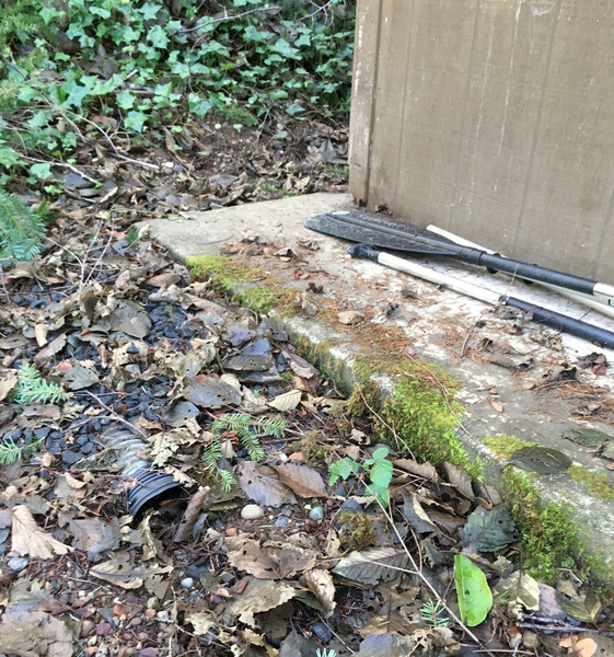 House on Slab - Water Problems-french-drain-exit.jpg