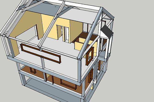 Structural Reinforcement Needed (ridge Beam) - Building ...