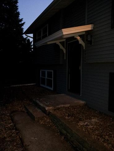 Front door, concrete water damage-front-door.jpg