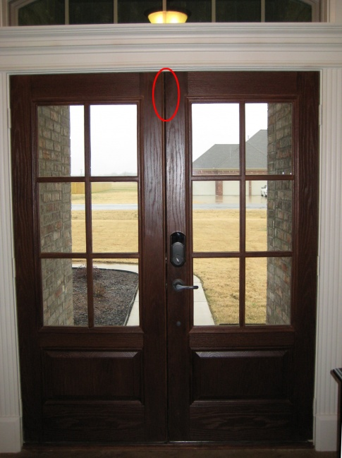 Weather stripping between double doors bindu bhatia - Weather stripping exterior doors ...
