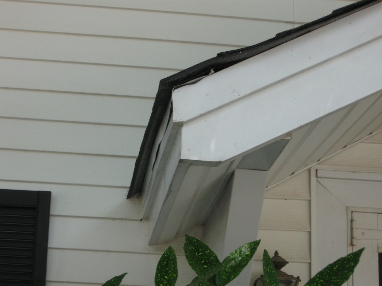 Drip Edge Gaps Roofing Siding Diy Home Improvement Diychatroom