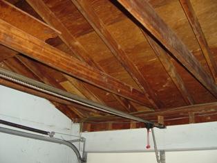 Garage Ceiling And Attic Storage Building Construction Diy Chatroom Home Improvement Forum