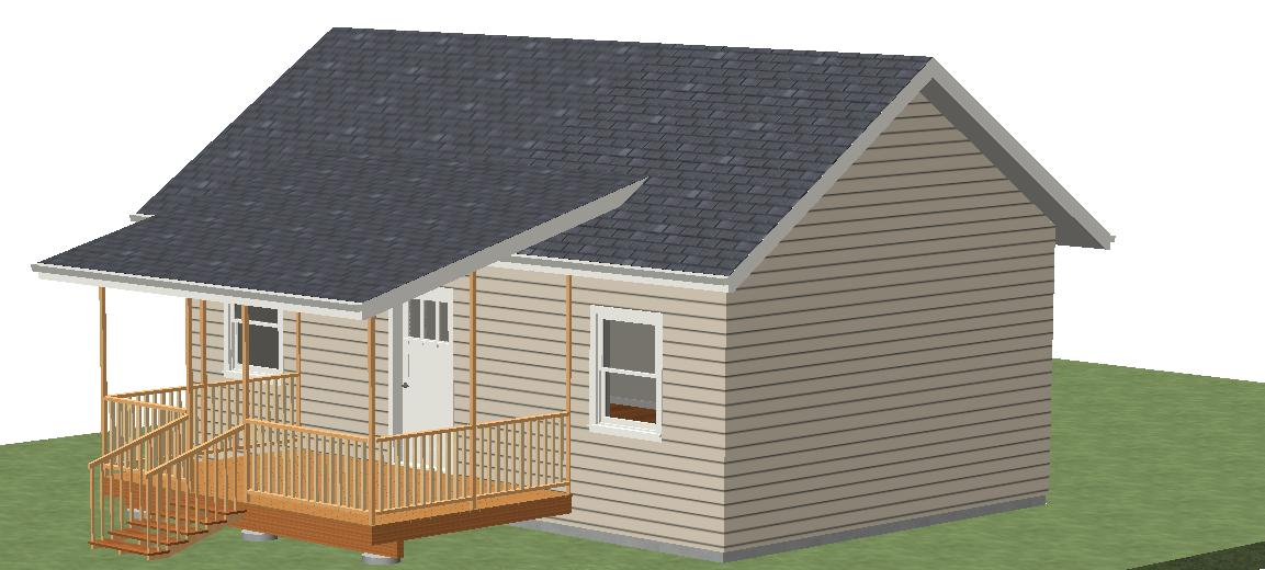 Joining deck roof with existing roof-front-porch.jpg