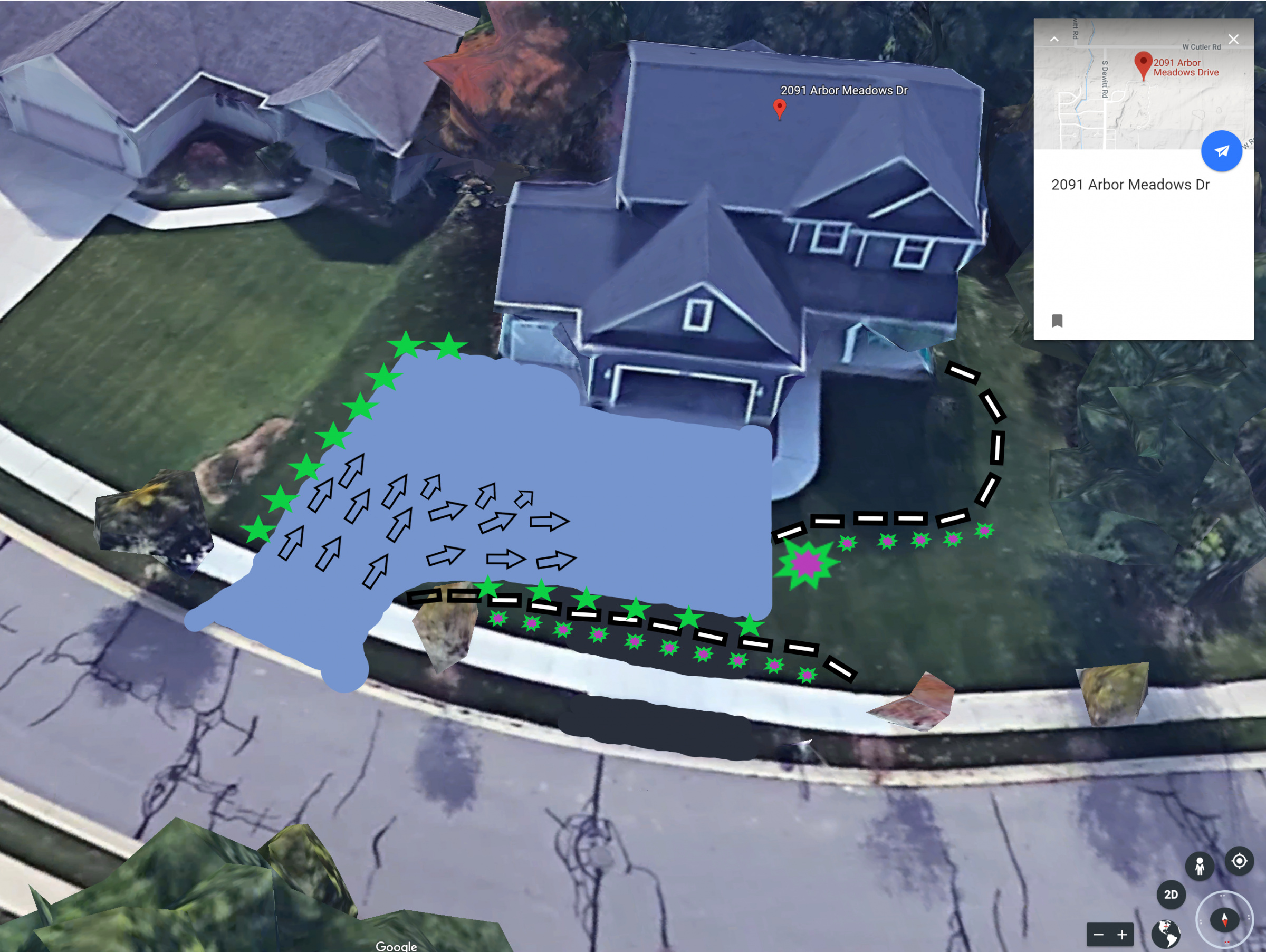 Reconstructing Driveway to Create Flat Area-front-view-google-earth-.jpg
