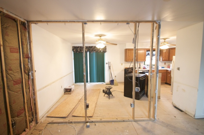 Remodeling Removing A Wall Load Bearing