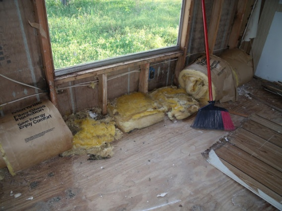 What to use to cover the window framing when drywall wont fit?-front-wall-insulation-wires.jpg