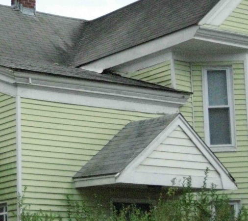 Attach Gutter To Quot Crown Molding Quot Or Remove Roofing