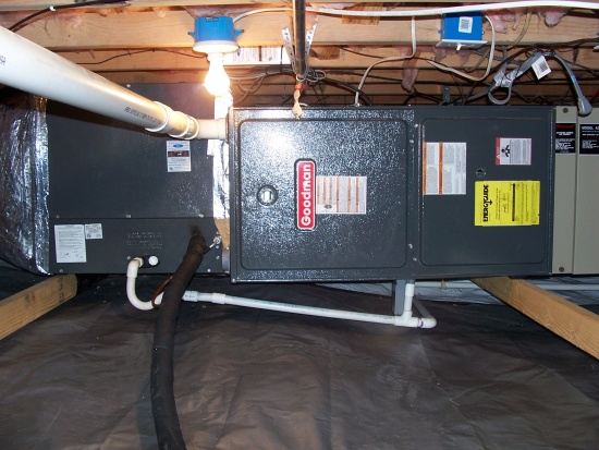 Smell Coming From All Floor Registers Hvac Diy