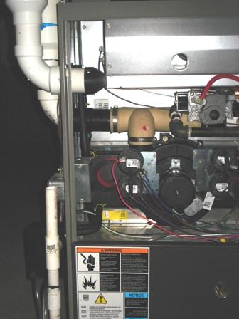 Furnace drain problem hvac diy chatroom home improvement forum furnace drain problem furnace 001g publicscrutiny Choice Image