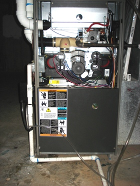 Furnace Drain Problem Hvac Diy Chatroom Home