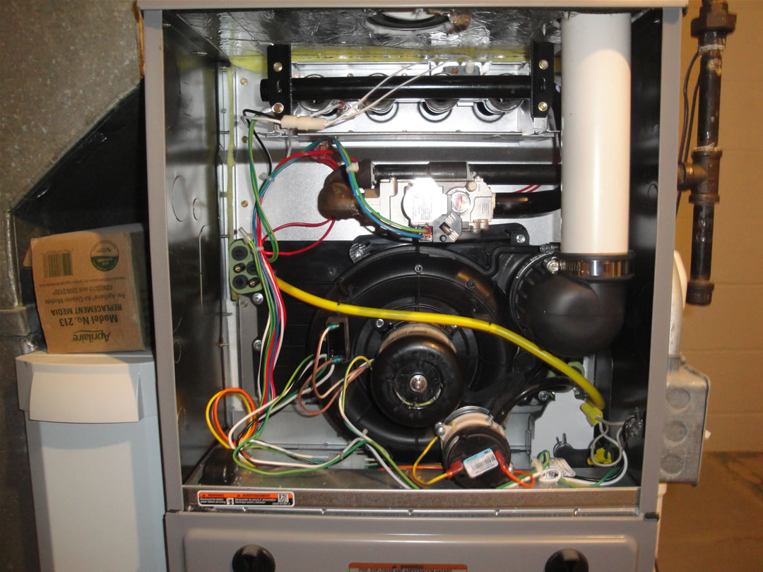 Waterlogged Gas Furnace Hvac Diy Chatroom Home