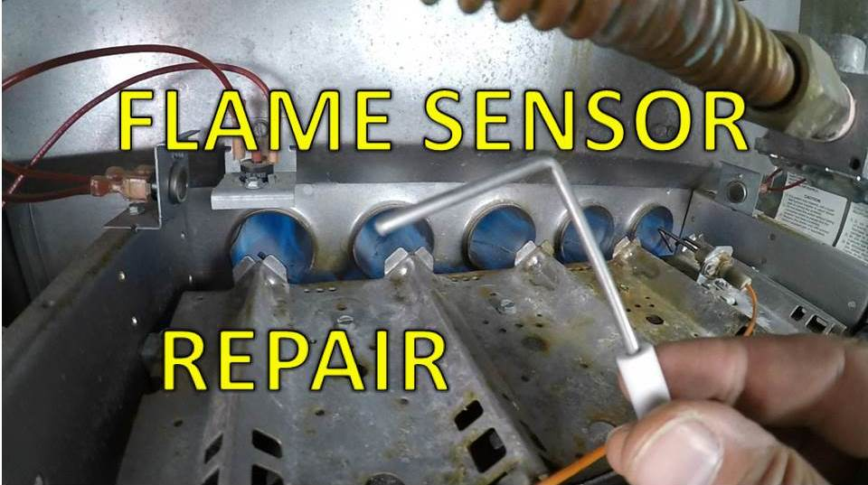 Furnace Flame Sensor Repair And Replace How To Guides