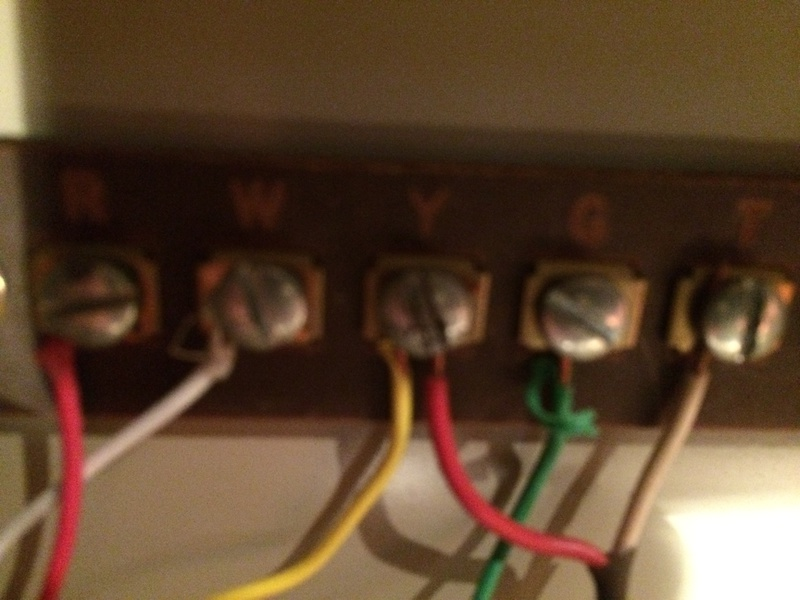 Thermostat Install Without C Wire - Hvac