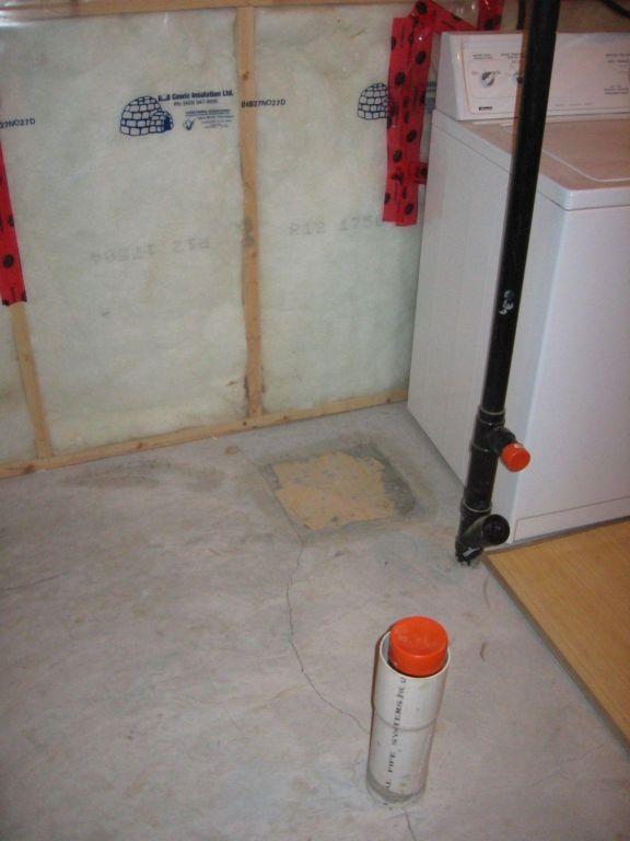 Framing new wall in basement-future-bathroom.jpg