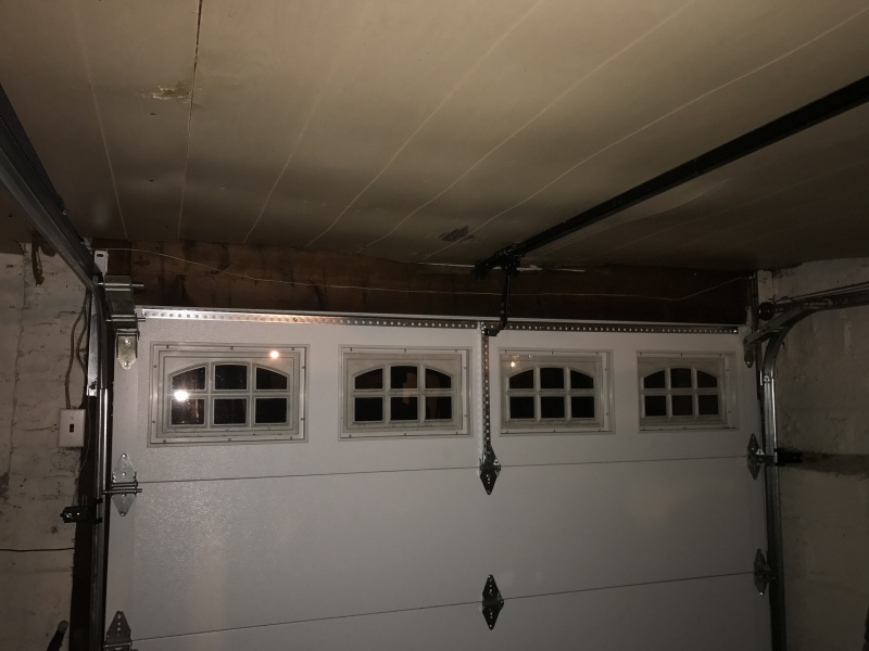 Increase Garage Door Opening By 3 Quot Windows And Doors