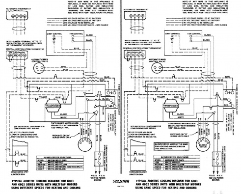 [SCHEMATICS_48IU]  Lennox G8 Reads 55volts At W - HVAC - Page 2 - DIY Chatroom Home  Improvement Forum | Lennox Pulse Wiring Diagram |  | DIY Chatroom