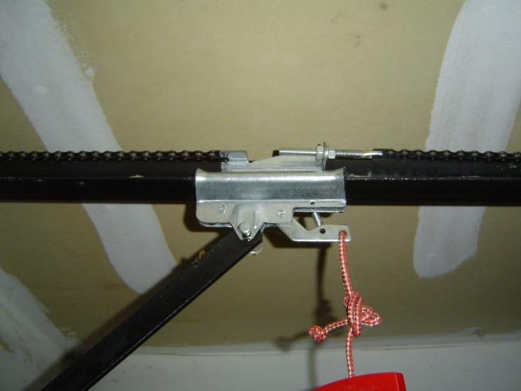 Garage Door Opener Sagging Chain General Diy
