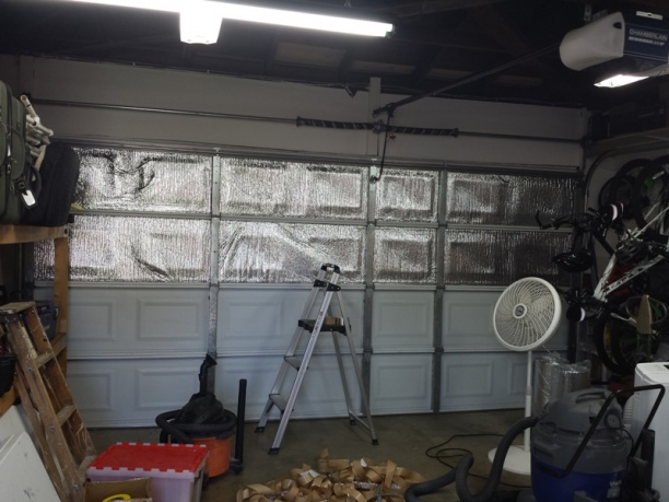 How To Keep A Detached Garage Comfortable Insulation Diy