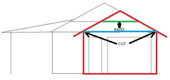 Raising ceiling (rafters) in detached garage-garage.jpg