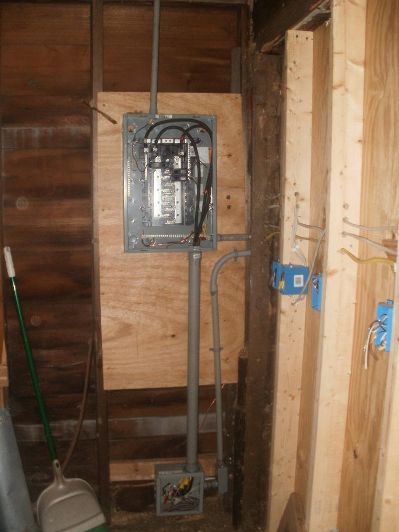 Garage ready for rough inspection?-garage-panel-ready-rough-inspection-03jun2011.jpg