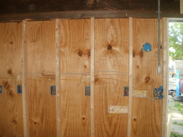 Garage Ready For Rough Inspection? - Electrical - DIY Chatroom Home ...